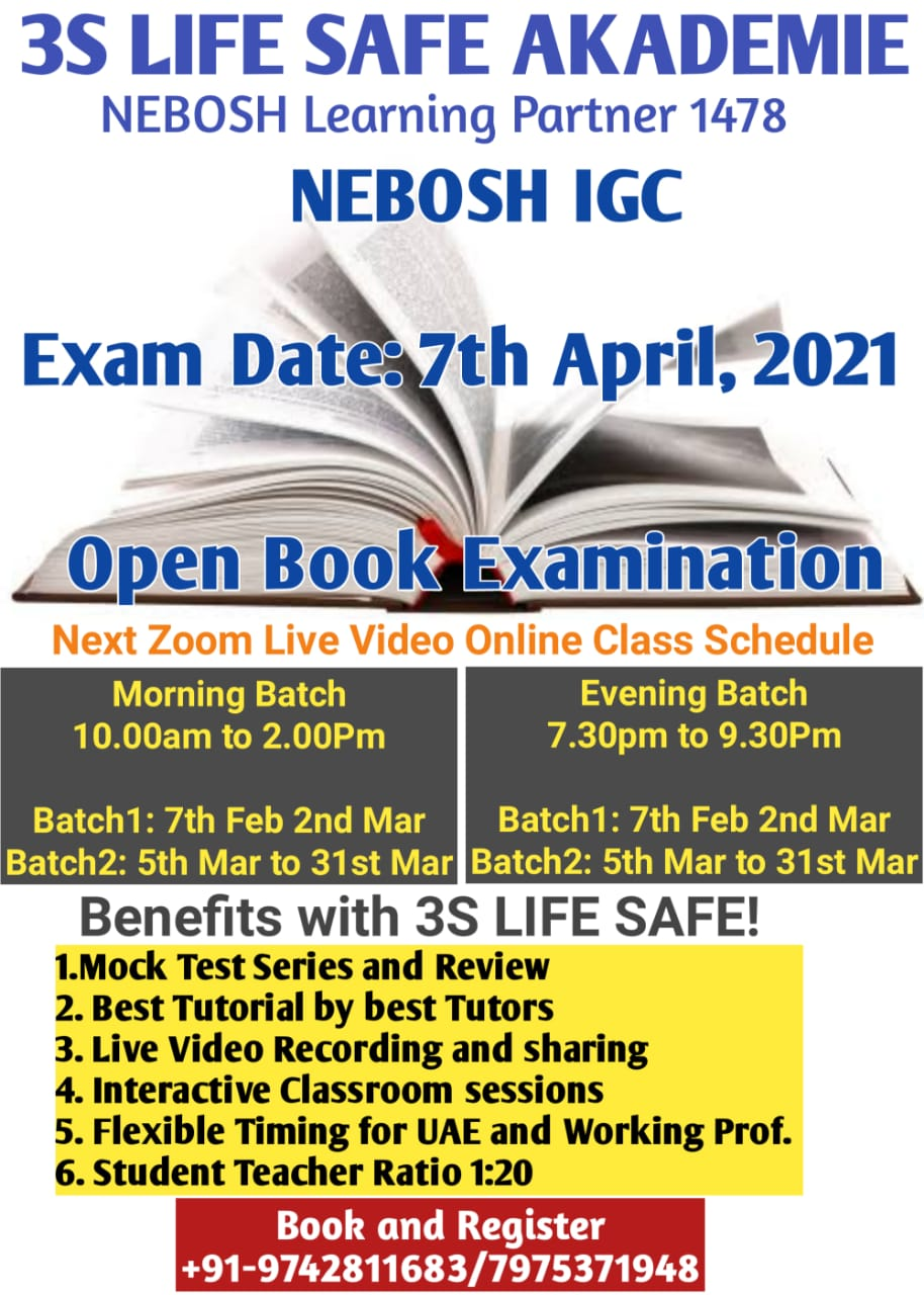 Top 5 benefits and scope of studying Nebosh Courses