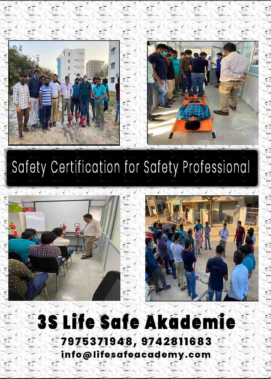 safety certification for safety professional